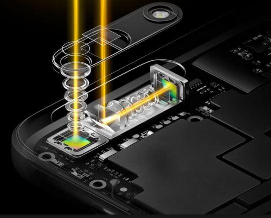 Teknologi 5x Dual-Camera Zoom