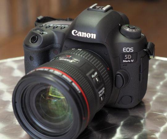 Spesifikasi Kamera Canon EOS 5D Mark IV